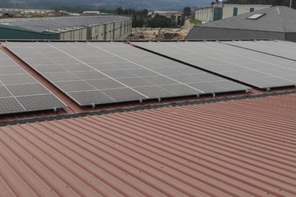 Instalación fotovoltaica para autoconsumo industrial